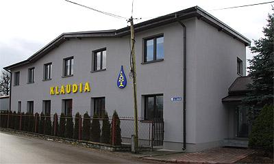 Klaudia sp. zo.o. - budynek