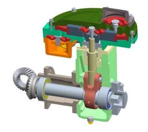 pompa próżniowa igłofiltrowa (membranowa)
