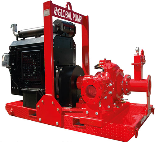 Agregat pompowy Global Pump