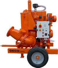 Geco Power seria MPE - agregat elektryczny
