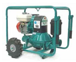 Pompa Caffini Libellula z silnikiem benzynowym