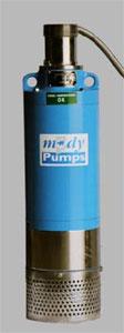 Wąska pompa Mody Pumps M204/m404t