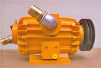 Pompa próżniowa olejowa