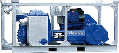 Pompa tłokowa PT 90