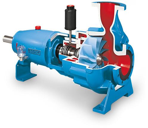 konstrukcja pompy z wirnikiem vortex - Turo Egger